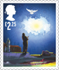 Christmas 2015 £2.25 Stamp (2015) The Annunciation