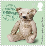 Classic Toys 1st Stamp (2017) The Merrythought Bear