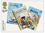 Ladybird Books £1.57 Stamp (2017) Achievements