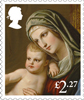 Christmas 2017 £2.27 Stamp (2017) Madonna and Child