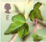 Christmas 2002 E Stamp (2002) Ivy