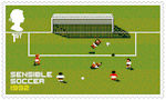 Video Games 1st Stamp (2020) Sensible Soccer