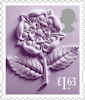 Country Definitive 2020 £1.63 Stamp (2020) England