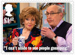 Coronation Street £1.42 Stamp (2020) Rita Sullivan and Norris Cole