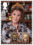 Coronation Street £1.42 Stamp (2020) Liz