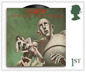 Queen 1st Stamp (2020) News of the World, 1977