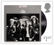 Queen £1.63 Stamp (2020) The Game, 1980