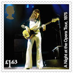 Queen £1.63 Stamp (2020) A Night at the Opera Tour, 1975