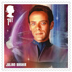 Star Trek 1st Stamp (2020) Julian Bashir