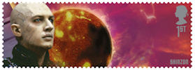 Star Trek 1st Stamp (2020) Shinzon