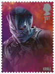 Star Trek 1st Stamp (2020) Krall