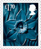 New Country Definitive Stamps 2021 £1.70 Stamp (2020) Wales